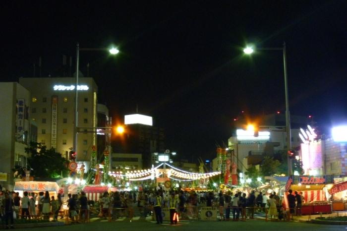 一宮七夕夏祭り〜一宮駅が最も盛り上がる3日間~