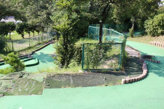 大高緑地公園で家族とパターゴルフを楽しもう♪
