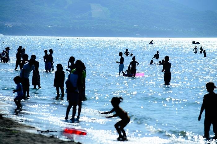 この夏オススメ♬内海海水浴場に行ってみよう♬