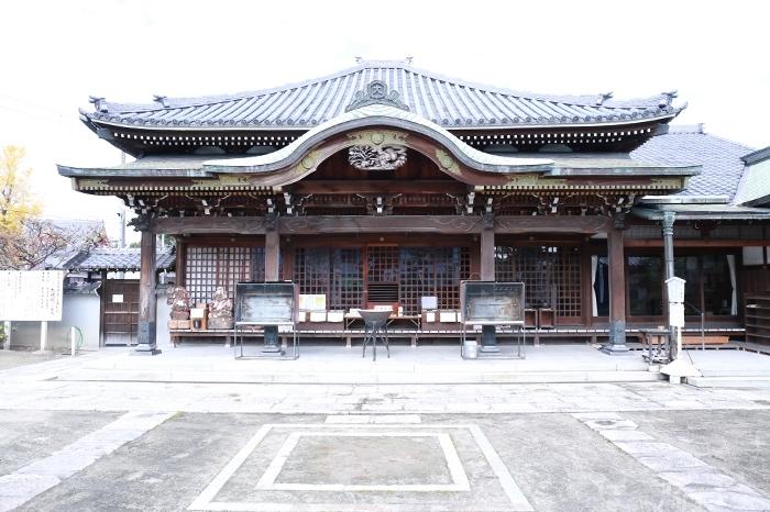 大徳院 あま市のえびす大黒が有名な神社