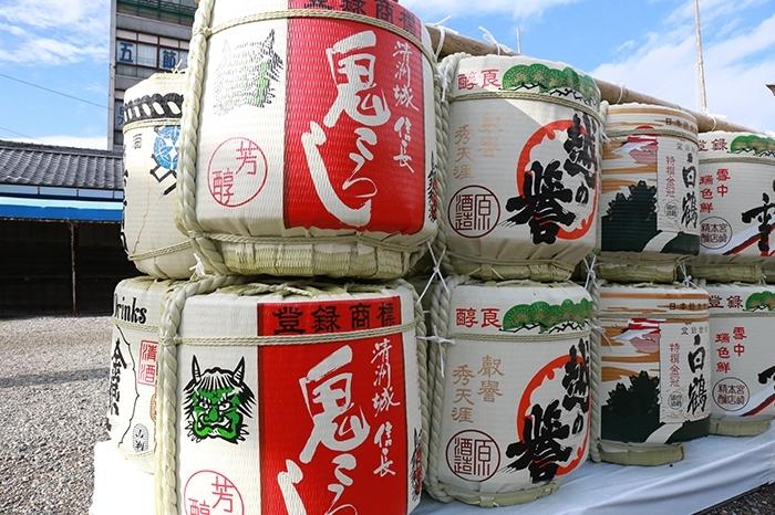 一宮の初詣なら真清田神社♪コスプレイヤーさんも集まる神社?