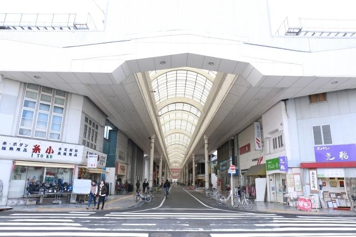 一宮本町商店街ぶらり散歩♪