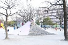 【稲葉地公園】あま市近郊の大きな公園