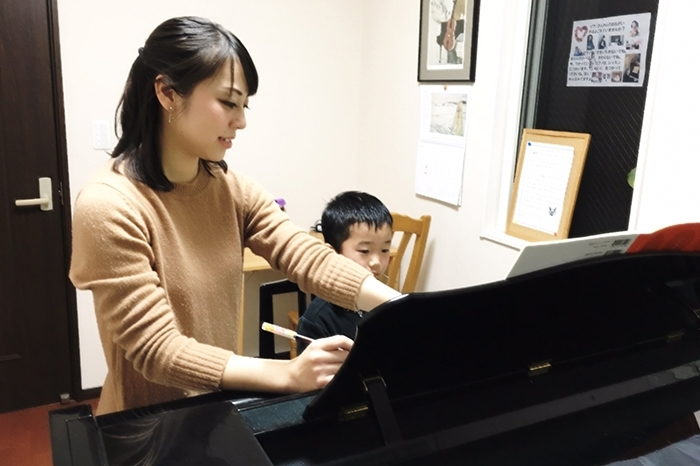 緑区ピアノ教室音楽を習うならアダージョ