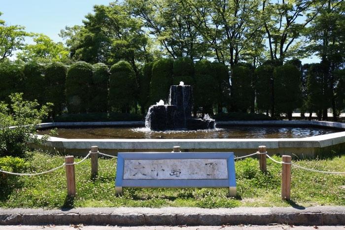 一宮市大平島公園に蒸気機関車を見に行こう♪BBQもできるよ♪