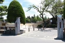 【九品寺公園】一宮の競技場がある公園
