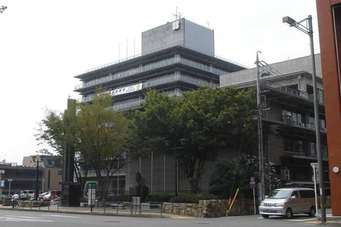 岐阜市役所