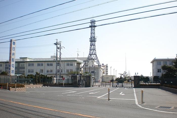 春日井駐屯地