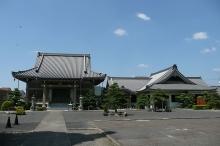 泰岳寺の本堂