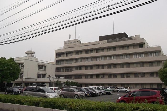 名古屋市立東部医療センター守山市民病院