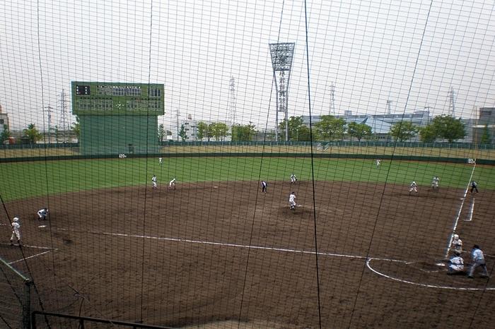 小牧市総合運動場野球場