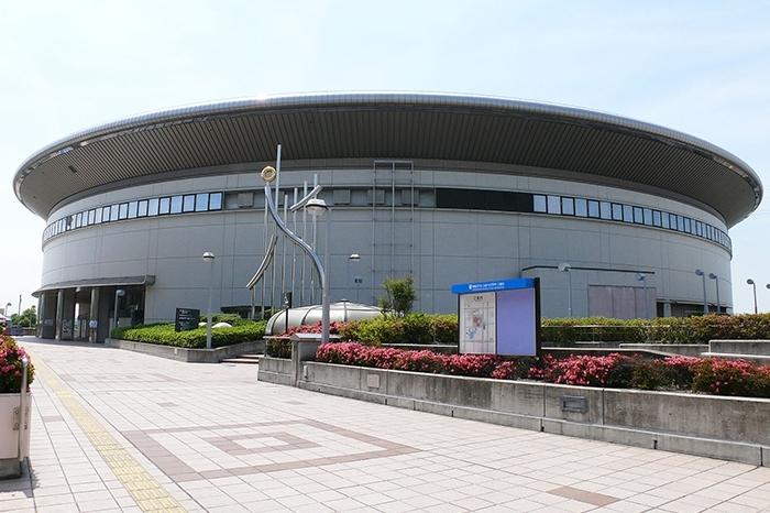 名古屋市総合体育館