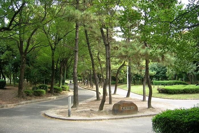 大江川緑地