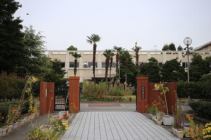名古屋市立瑞穂ヶ丘中学校