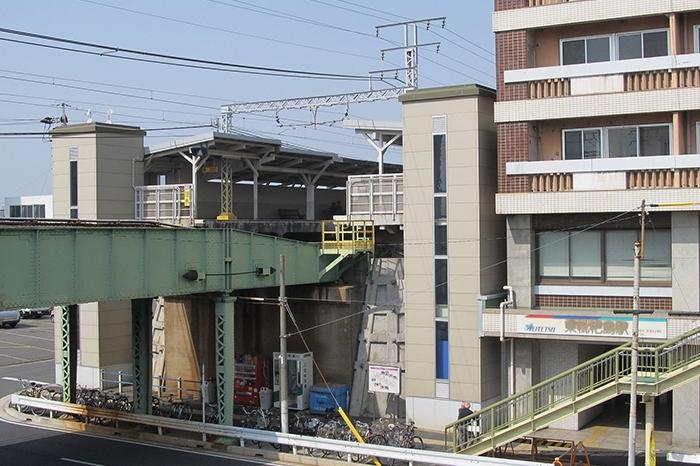 東枇杷島駅