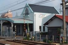 七宝駅駅舎