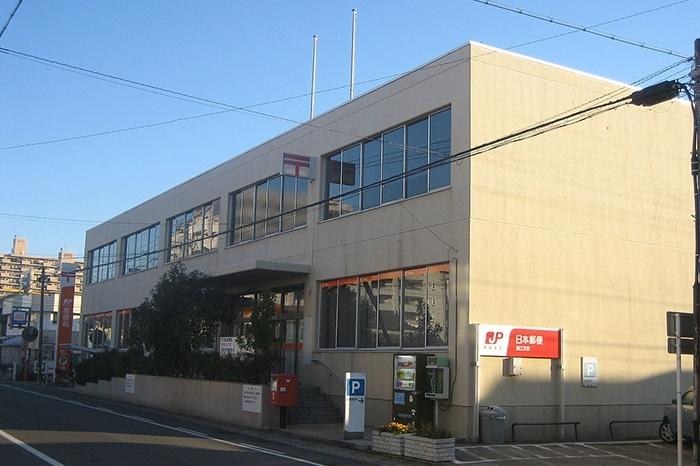 蟹江郵便局