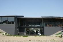 長良川うかいミュージアム(岐阜市長良川鵜飼伝承館)