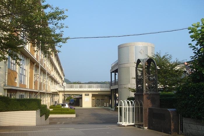 岐阜県立岐山高等学校